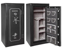 Winchester Safes Legacy 26 Gun Safe, Electric Lock Black (Freight approximate, actual may vary)