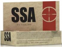 Nosler SSA Ammunition By Nosler 6.8mm SPC 115 Grain Custom Competition (OTM) HPBT