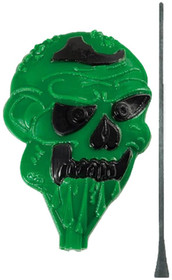"""Champion Targets Duraseal Zombie Shoot-Out 7""""x6"""" 1 Self-Healing Green/Blac"""