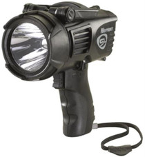 Streamlight WayPoint LED Spotlight 20/210 Lumens C Alk (4)/12V DC Black
