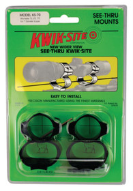 Kwik-Site See-Thru Mounts Winchester 70, 670, 770