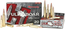 Hornady Full Boar Ammunition 6.5 Creedmoor 120 Grain GMX 20rd Bax