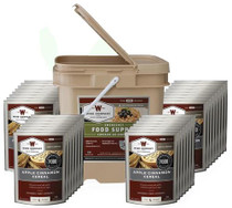 Wise Foods Grab and Go Bucket Breakfast Only 120 Servings