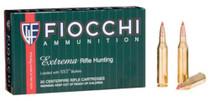 Fiocchi Extrema Hunting .243 Winchester 95 Grain SST Boattail 20rd/Box