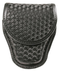 Blackhawk Basketweave Molded Duty Gear Single Handcuff Pouch Black