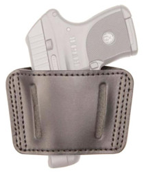 Blackhawk Sportster Leather Ambi Belt Slide Holster Small Frame .22/.25/.380 Autos Black