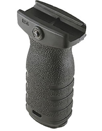 Mission First Tactical React Short Vertical Grip Polymer Black