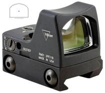 Trijicon Ruggedized Min Reflex (RMR) 1x22x16mm Obj Unlmtd Eye Relief