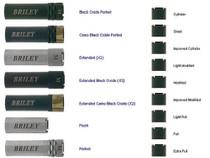 Briley Extended 12 GA Cylinder Black Optima + Choke Tube for Beretta