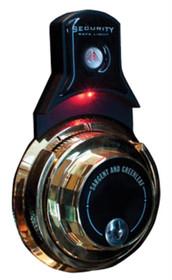 Gunvault Mechanical Combination Lock Light Red LED 3V Lithium