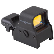 Sightmark UltraShot 1x34mm 4 Pattern Red Reticle Clamshell Pack Unlimit