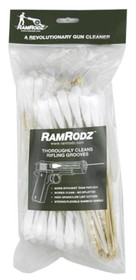 "RamRodz Barrel Cleaner .50 Caliber Cotton Swab 8"", 75/Pack"