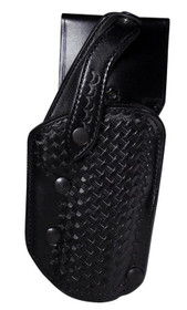 Bianchi 3000 Auto Draw S&W M645 Leather Black