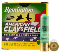 "Remington American Clay & Field Sport 28 Ga, 2.75"", 3/4 oz, 8 Shot, 25rd/Box"