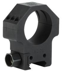 Sig Alpha Scope Ring 1 IN Steel LOW Sig Hunting Complete SET Black