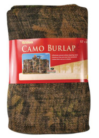"Allen Camo Burlap 12'x54"" Mossy Oak Break-Up"