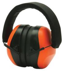 Pyramex VentureGear Ear Muffs NRR 26db Hi-Viz Orange Boxed