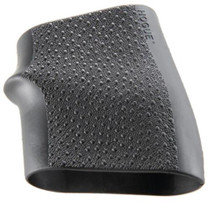Hogue HandALL Jr. Slip-On Grip Small Textured Black Rubber