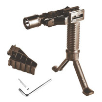 Grip Pod Systems GRIP-POD Single Light Rail, TAN