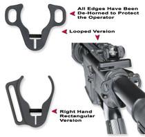 GG&G Agency Rear Sling Adapter, Left Hand