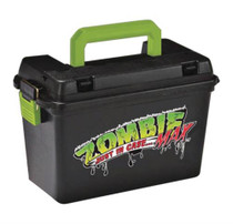 Plano Molding Zombie Max Field Box Without Tray Black With Zombie Logo