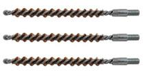 Birchwood Casey Bronze Cleaning Brushes .22/.223 Calibers Three-Pack