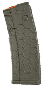 Hexmag AR-15 Magazine, .223/5.56, 30rd, Olive Drab Green