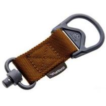 Magpul MS1 Sling Quick Detach Adapter, Nylon/Steel Coyote Tan