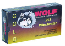 Wolf Gold 300 Win Mag Jacketed Soft Point 165gr, 20Box/25Case