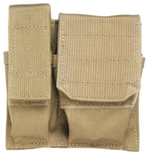 Blackhawk S.T.R.I.K.E. Pouch for Cuffs Magazine or Light MOLLE Mount 500D Ripstop Coyote Tan