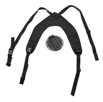 Blackhawk 40CH00BK Versa-Harness Holster/Accessory Platform Black