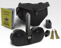 Beta Glock 9mm Drum, Black