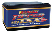 Barnes Triple-Shock X-Bullets Tipped Lead Free .416 Caliber .416 Diameter 350 Grain Boattail