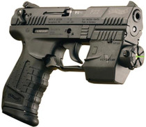 Viridian Laser Aiming System Walther P22, Green Laser, Black