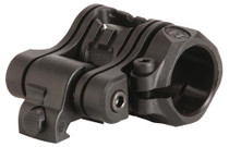 "Command Arms Flashlight/Laser Mount QR 1.11""-1.20"" Polymer Black"