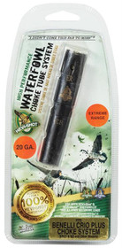 HEVI-Shot Choke Tube 20 Ga Waterfowl Crio +, Black