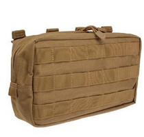 5.11 10X6 Horizontal Pouch Flat Dark Earth