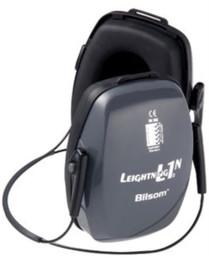 Howard Leight Leightning L1N Neckband Passive Earmuff NRR 25dB Gray
