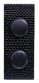 Bianchi 7406 Belt Keeper 4 Pack Universal