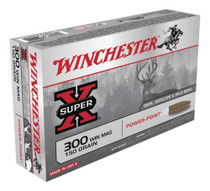 Winchester Super X 300 Win Mag Power-Point 150gr, 20Box/10Case