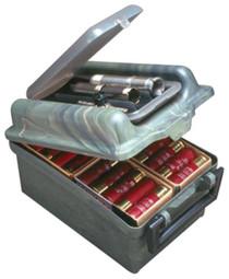 MTM Case Gard Shotshell And Choke Tube Box Wild Camo