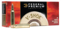 Federal Vital-Shok .280 Remington 140 Grain Trophy Bonded Tip 20rd Box