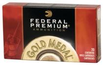 Federal Premium .223 Rem/5.56mm 69gr, Sierra MatchKing BTHP, 20rd Box