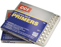 CCI Primers Large Rifle #200, 1000 Primers (10 Boxes of 100 Primers)
