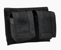 "HKS MEDDBL Fits up to 2.25"" Belts Black Cordura"