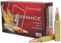 Hornady Superformance .30 TC 150 Grain GMX
