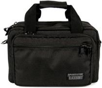 Blackhawk! Sportster Deluxe Range Bag Black Nylon