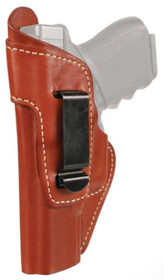 Blackhawk Leather Inside The Pants Holster With Clip Brown Left Hand For 1911 Government 5 Inch