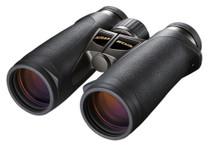 Nikon EDG Binoculars 10x42mm 341ft@1000 yds FOV 18mm Eye Relief, Black, Water/Fog