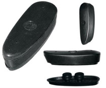 Limbsaver Precision Fit Recoil Pad Savage 10/110 Black Rubber
